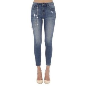 Denim - Martha Basic Ankle Skinny Jeans